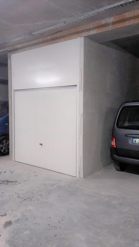 Box grande hauteur (3,5m)