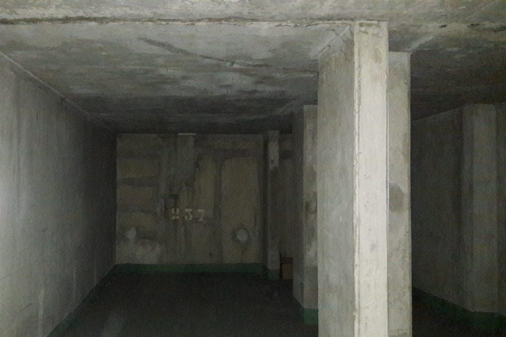 Box derrière un pilier